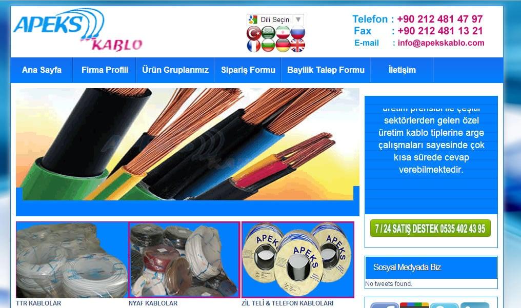 apeks-kablo-kablo-makinalari