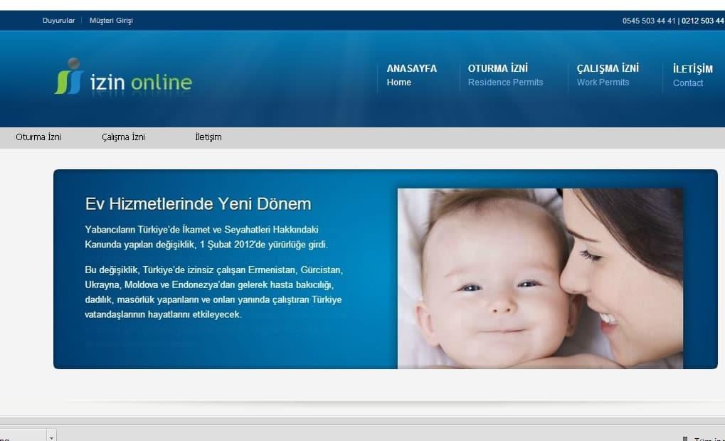 izin-online